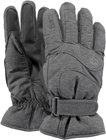 Barts Gloves Basic Dark Grey