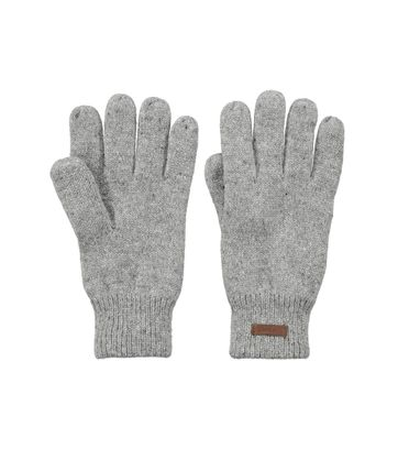 Barts Handschuhe Haakon Grau