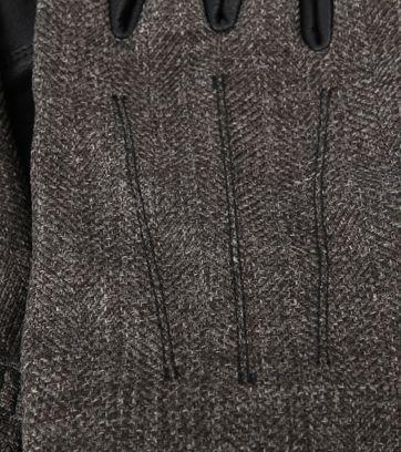 Barts Maple Gloves Dark Grey
