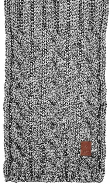 Detail Barts Sjaal Twister Grijs