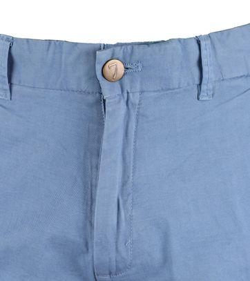 Detail Basic Korte Broek Blauw