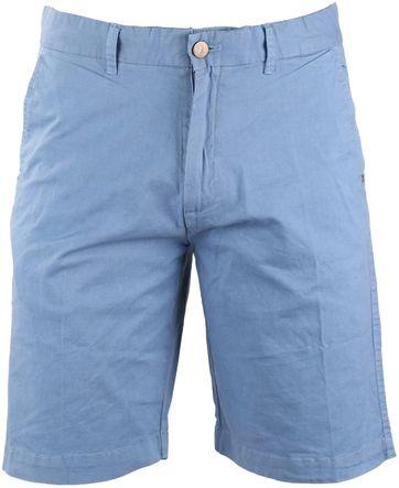 Basic Korte Broek Blauw