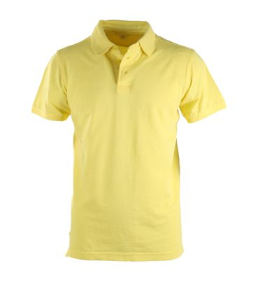 Basic Polo Geel