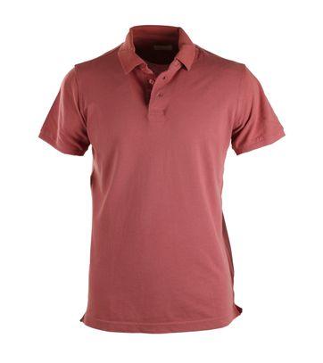 Basic Polo Oud Roze