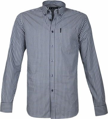Ben Sherman Gingham Shirt Navy