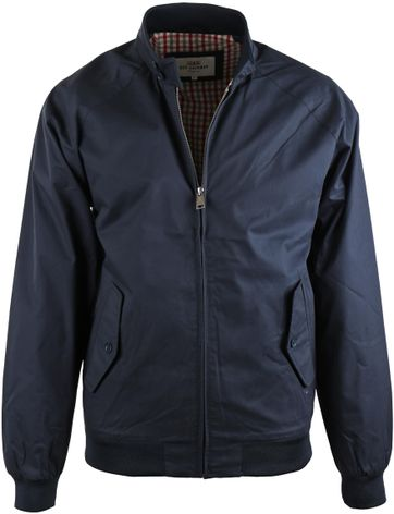 Ben Sherman Harrington Jas Donkerblauw