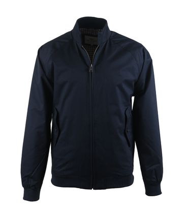 Ben Sherman Harrington Zomerjas Donkerblauw