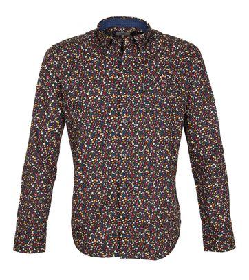 Ben Sherman Overhemd Bloemen