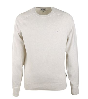 Ben Sherman Pullover Off White