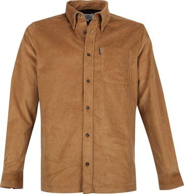 Ben Sherman Shirt Camel