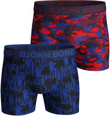 Bjorn Borg Boxers 2-Pack Web