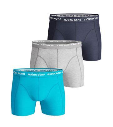 Bjorn Borg Boxers Aquarius 3 Pack