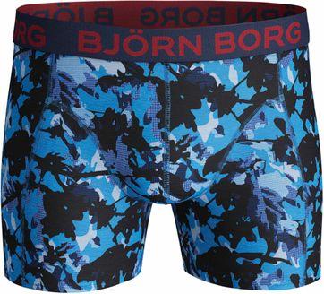 Bjorn Borg Boxershorts 2-Pack Bonnie Blue