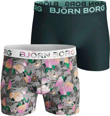 Bjorn Borg Boxershorts 2-Pack Hanakotoba