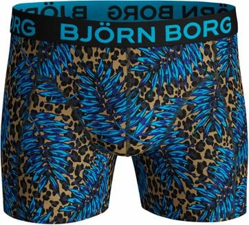 Bjorn Borg Boxershorts 2-Pack Leafs