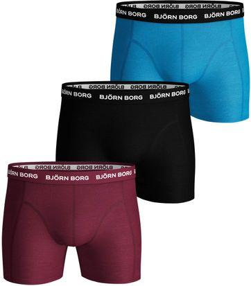 Bjorn Borg Boxershorts 3-Pack Uni