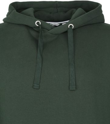 Bjorn Borg Centre Hoodie Jacket Dark Green