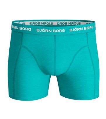 Detail Bjorn Borg Essential Boxershorts 3 Pack