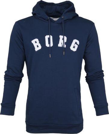 Bjorn Borg Hoodie Billy Insignia Blauw