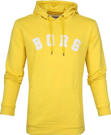 Bjorn Borg Hoodie Billy Maize Gelb