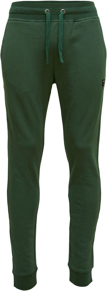 Bjorn Borg Joggingbroek Tapered Donkergroen