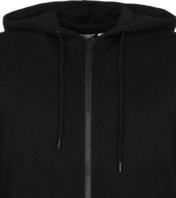 Bjorn Borg Logo Cardigan Black