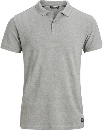 Bjorn Borg Polo Shirt Grey