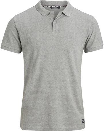 Bjorn Borg Polo Shirt Grey