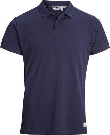Bjorn Borg Polo Shirt Peacoat Navy