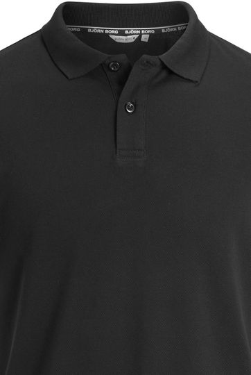 Bjorn Borg Poloshirt Black Beauty
