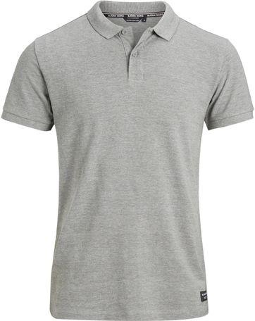 Bjorn Borg Poloshirt Grey