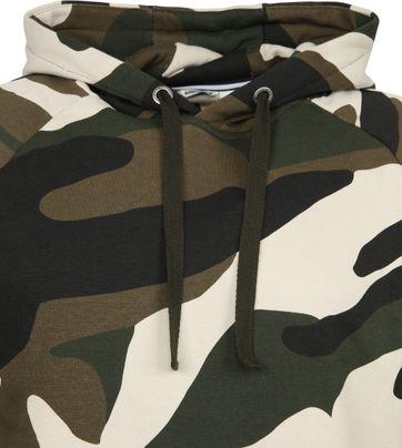 Bjorn Borg Sport Hoodie Camouflage