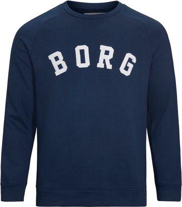 Bjorn Borg Sweater Crew Insignia Blue