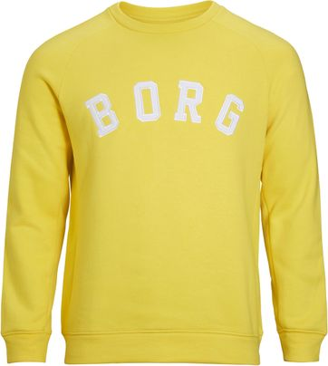 Bjorn Borg Sweater Crew Maize