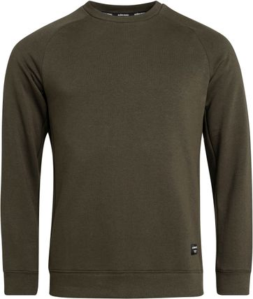 Bjorn Borg Sweater Dark Green
