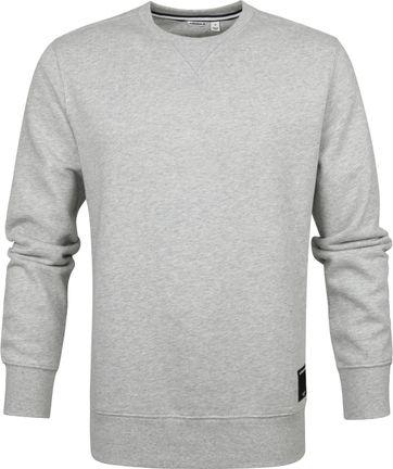 Bjorn Borg Sweater Hellgrau