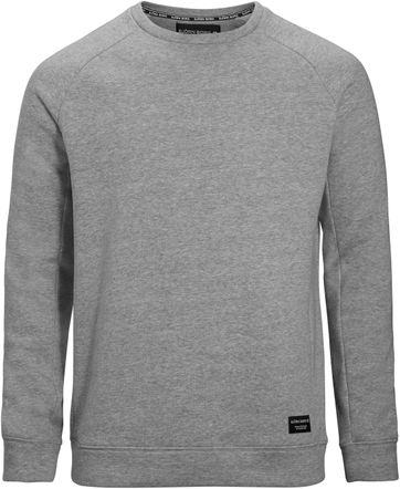 Bjorn Borg Sweater Melange Grau