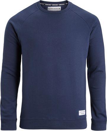 Bjorn Borg Sweater Peacoat Dunkelblau