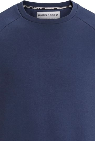 Bjorn Borg Sweater Peacoat Navy
