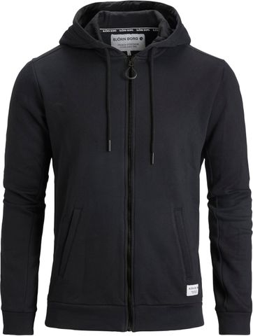 Bjorn Borg Sweatjacke Black Beauty