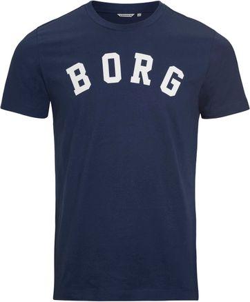 Bjorn Borg T-shirt Berny Insignia Blue