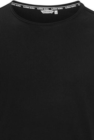 Bjorn Borg T-shirt Black Beauty