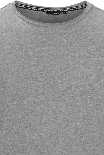 Bjorn Borg T-shirt Melange Grey