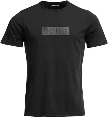 Bjorn Borg T-Shirt Sport Zwart