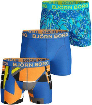 Björn Borg Shorts Directoire 3er-Pack