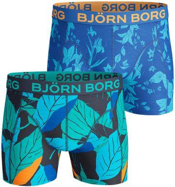 Björn Borg Shorts Peacoat 2er-Pack