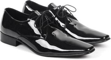 Black Lacquer Shoes