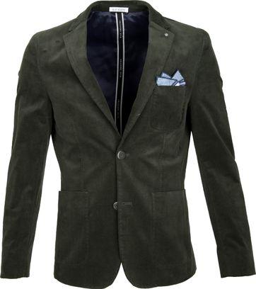 Blue Industry Blazer Uni Green