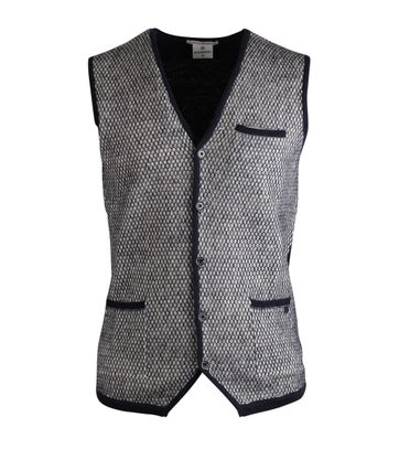 Blue Industry Casual Gilet