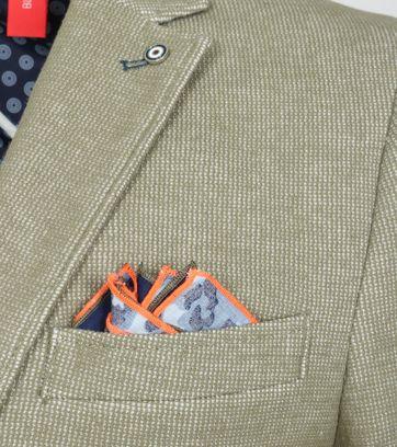 Detail Blue Industry Colbert SF Groen